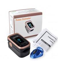 เครื่องวัดออกซิเจนในเลือดอิลเลร่า (Pulse Oximeter)